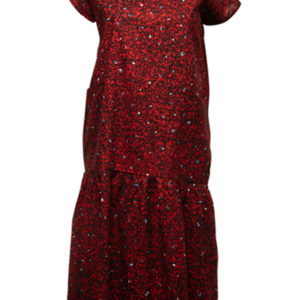Kakooge dress red