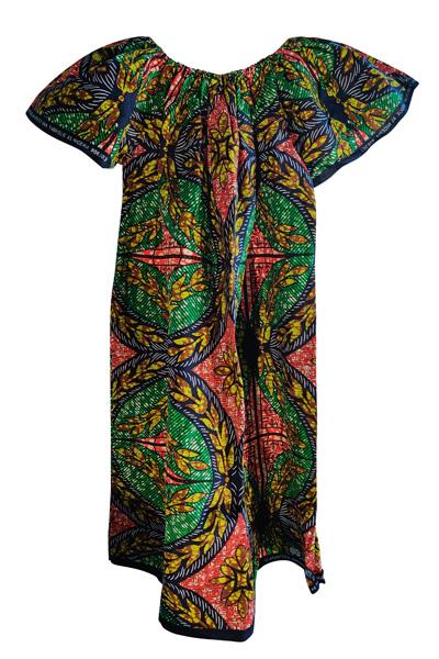 Finnkibu-Ikanda keskipitkä mekko