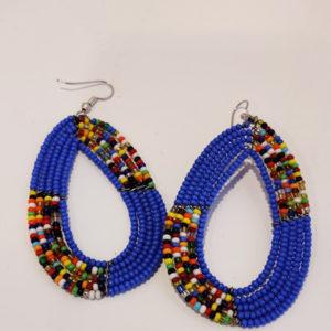 Masai-helimkorvakorut-purppura-sininen