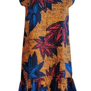 Finnkibu - Ndorwa kitenge mekko