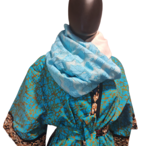 luxury handwoven scarf